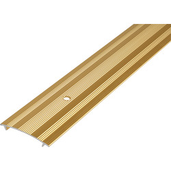 Carpet Cover Strip Gold - 35050 - from Toolstation