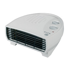 Glen 2kW Flat Fan Heater