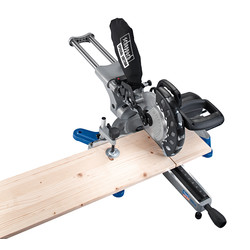 Scheppach HM80LXU 1500W 210mm Sliding Mitre Saw
