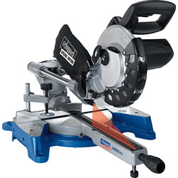 Scheppach Scheppach HM80LXU 1500W 210mm Sliding Mitre Saw 240V - 35350 - from Toolstation