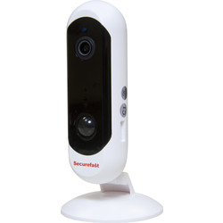 Securefast Wireless Battery Powered Home Security Camera 2600mAh - 35397 - from Toolstation