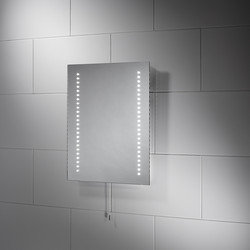 Sensio Sensio Ester LED Mirror 500 x 390 x 30mm - 35420 - from Toolstation