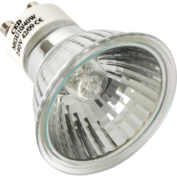 Energy Saving GU10 Halogen Lamp 40W 30degree 270lm - 35466 - from Toolstation