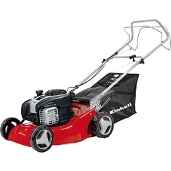Einhell Einhell 125cc 46cm Briggs & Stratton Self Propelled Petrol Lawn Mower GC-PM 46/1 S - 35489 - from Toolstation