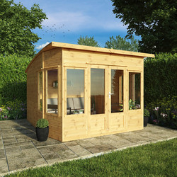 Mercia Mercia Premium Helios Summerhouse 10' x 10' - 35499 - from Toolstation