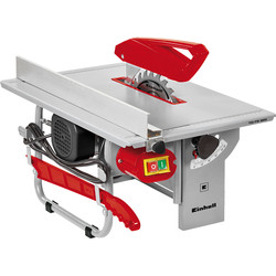 Einhell Einhell TC-TS 820 800W Bench Top Table Saw 240V - 35513 - from Toolstation