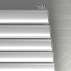 Ximax Bristol Single Horizontal Designer Radiator