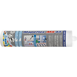 Mapei Mapeflex MS45 Black - 35552 - from Toolstation