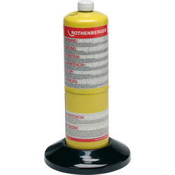 Rothenberger Support Stand for Mapp and Propane Cylinders  - 35576 - from Toolstation