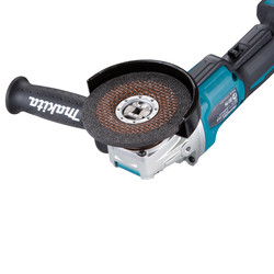 Makita 18V LXT Brushless X-Lock Angle Grinder