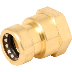 "Pegler Yorkshire Pegler Yorkshire Tectite Sprint FI Coupling 15mm x 1/2"" - 35693 - from Toolstation"