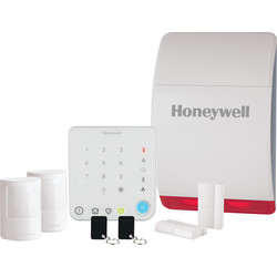 Honeywell Honeywell Wireless Home Alarm Kit HS331S - 35697 - from Toolstation
