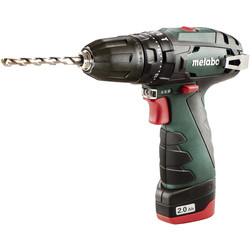 Metabo Metabo SB Basic PowerMaxx 10.8V Li-Ion Cordless Combi Drill 2 x 2.0Ah - 35769 - from Toolstation