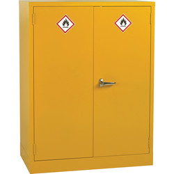 Barton Hazardous Substance Cabinet 1219 x 915 x 457mm - 35852 - from Toolstation