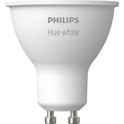 Philips Hue Philips Hue White Bluetooth Lamp GU10 - 35907 - from Toolstation