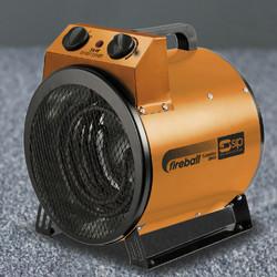 SIP Fireball 230V Turbo Fan Electric Heater