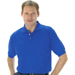 Portwest Polo Shirt Large Royal Blue - 35996 - from Toolstation