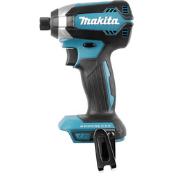 Makita Makita DTD153RTJ LXT 18V Li-Ion Cordless Impact Driver Body Only - 36067 - from Toolstation