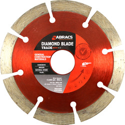 Abracs Diamond Blade GCM Trade 115 x 10mm x 22mm
