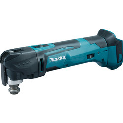 Makita Makita 18V LXT Multi Tool Kit Quick Change Body Only - 36296 - from Toolstation