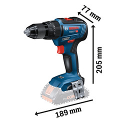Bosch 18V Brushless Combi Drill