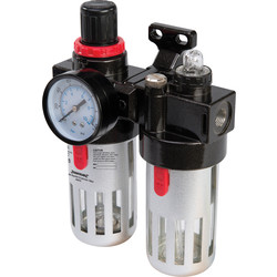 Air Filter Regulator & Lubricator  - 36390 - from Toolstation