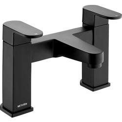 Methven Methven Amio Bath Filler Tap Black - 36516 - from Toolstation