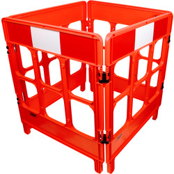 JSP JSP Workgate 4 Gated Barrier  - 36526 - from Toolstation