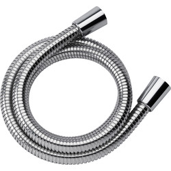 Mira Mira Logic Metal Shower Hose 1.25m Chrome - 36623 - from Toolstation