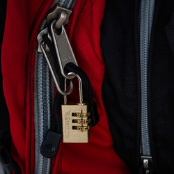 Sterling Brass Combination Padlock