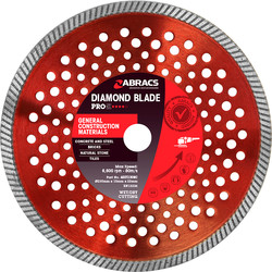 Abracs Abracs Pro General Purpose Diamond Blade 230 x 22mm - 36692 - from Toolstation