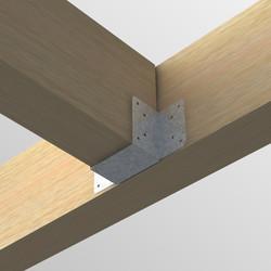Mini Timber to Timber Joist Hanger