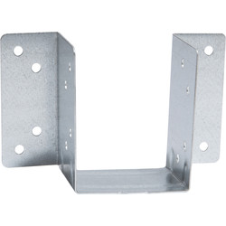 BPC Fixings Mini Timber to Timber Joist Hanger 38 x 71mm - 36705 - from Toolstation