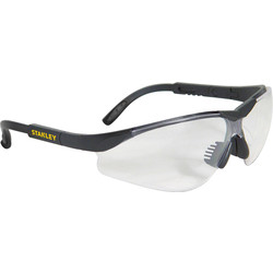 Stanley Adjustable Half-Frame Safety Glasses