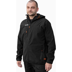 Scruffs Scruffs Worker Softshell Jacket Large - 36820 - from Toolstation