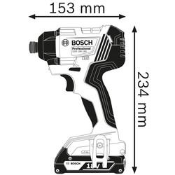 Bosch 18V Professional Impact Driver