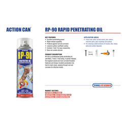 Action Can RP-90 Penetrating Oil