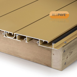 Alupave Alupave Fireproof Full-Seal Flat Roof & Decking Board Sand 6m - 36881 - from Toolstation