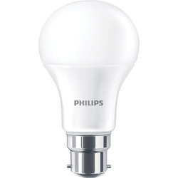 Philips Philips LED A Shape Lamp 11W BC (B22d) 1055lm - 36906 - from Toolstation