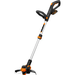 Worx Worx 20V 30cm Max Li-Ion Grass Trimmer WG163E 2 x 2.0Ah - 36943 - from Toolstation