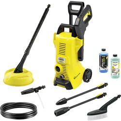 Karcher Karcher K3 Power Control Car & Home Pressure Washer 120 bar - 36950 - from Toolstation