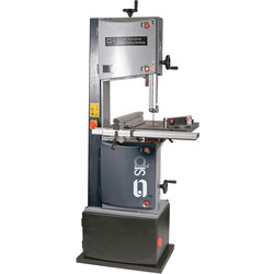 "SIP SIP Professional 14"" 1500W Bandsaw 2hp with Cabinet Stand 230V - 36963 - from Toolstation"