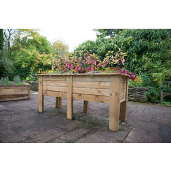 Forest Forest Garden Deep Root Planter 80cm (h) x 180cm (w) x 70cm (d) - 36993 - from Toolstation