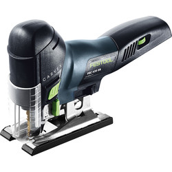 Festool Festool PSC 420 Li 18V Li-Ion Cordless Jigsaw Body Only - 37208 - from Toolstation