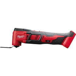 Milwaukee Milwaukee M18BMT-421C 18V Li-Ion Cordless Multi Cutter Body Only - 37239 - from Toolstation