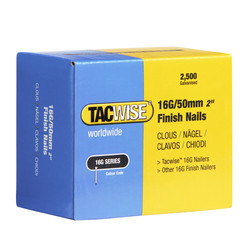Tacwise 16 Gauge Finish Nails