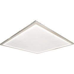Meridian Lighting Meridian LED 600 x 600 36W Back Lit Panel 4000k 3200lm - 37348 - from Toolstation