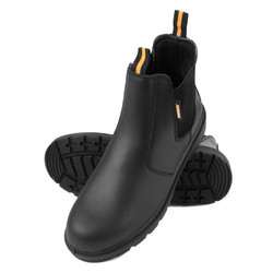 Slider Safety Dealer Boots