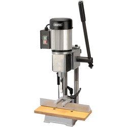 "Draper Draper 0.5"" 370W Morticer and Stand 230V - 37437 - from Toolstation"