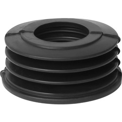 Aquaflow Boss Rubber Adaptor 40mm - 37469 - from Toolstation